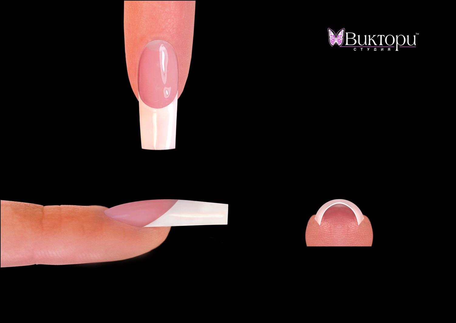 Виды ногтей при наращивании фото