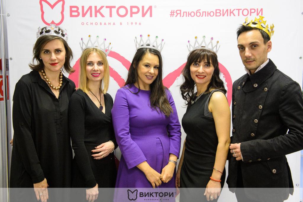 Королевство ВИКТОРИ #BeautyDayVictory, 11 февраля