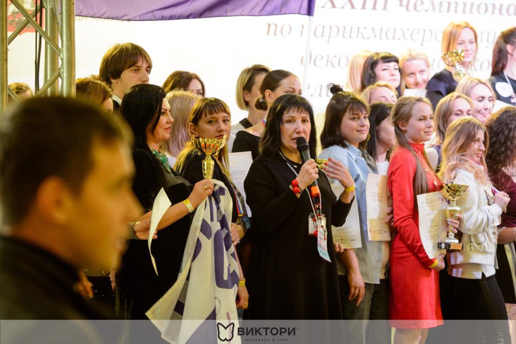 ГЛАВНЫЙ тренер Команды ВИКТОРИ - Нана Иванова
