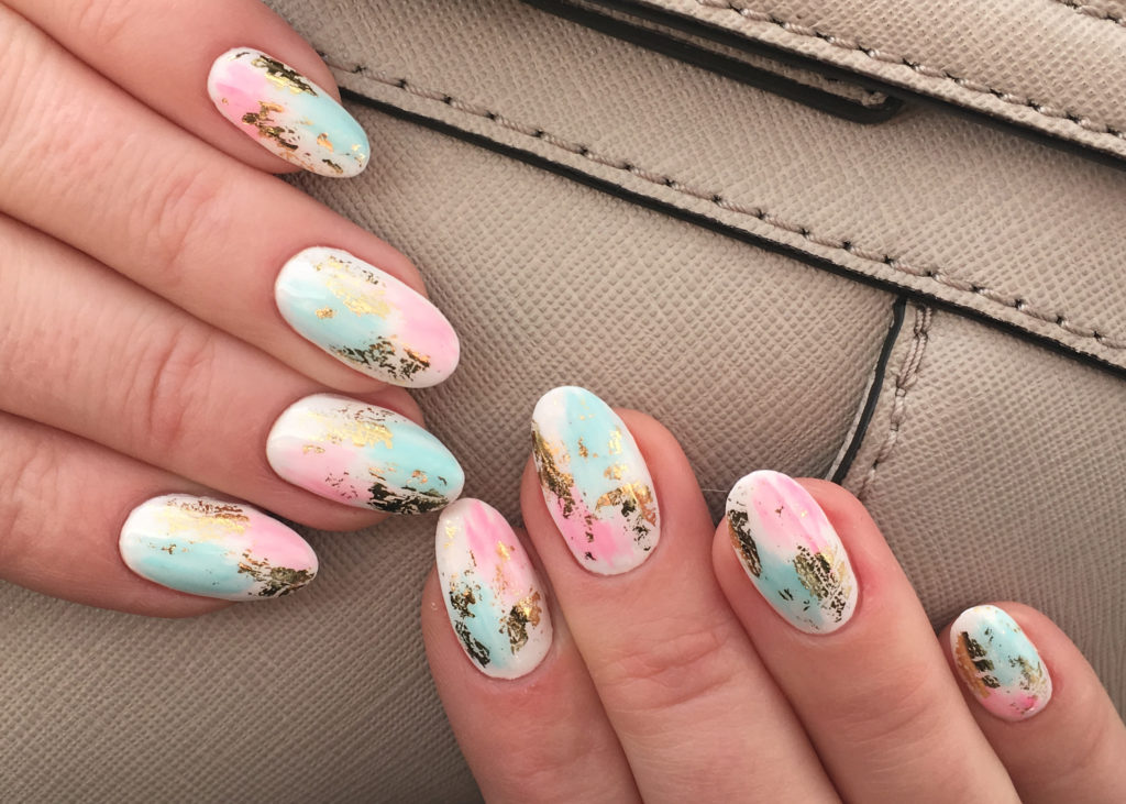 Дизайн ногтей для начинающих мастеров